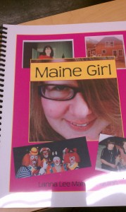 Maine Girl - Memoir Class Portfolio Done