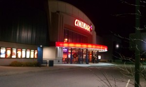 It's Cinemagic - Where the Movies are