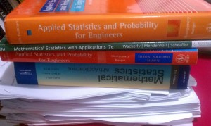 Stack of Stats