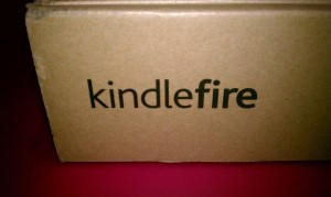 Happy Christmas and Merry Graduation to me! Kindle Fire Box