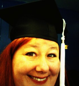 Me on the Official Graduation Day, May 2011