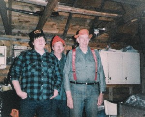 My Brother Bill, Dad, and Gramp