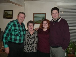 Dad, Mom, Me, Edmund