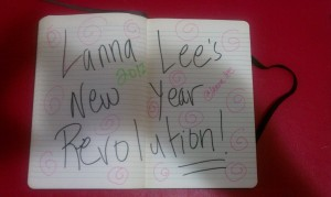 Lanna Lee's New Year Revolution!