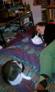 Lenny, Squiggy and Trisha