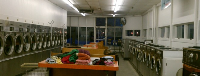 Laundry, Or: Suds of Despair