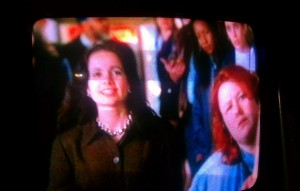 Hey, that's Me next to  Janeane Garofalo