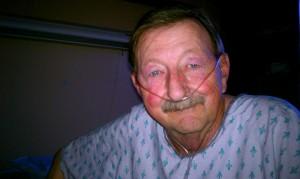 Dad Last Photo