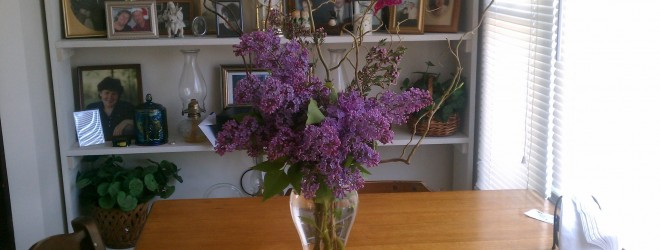 A Day for Lilacs