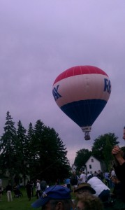 Balloon at Westbrook Together Days