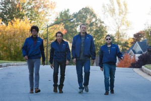 The Watch Movie: Richard Ayoade, Ben Stiller, Vince Vaughn, Jonah Hill